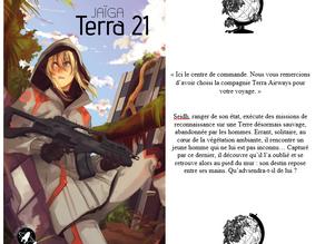 Terra 21 - de Jaïga (alias C.J. Sterne)
