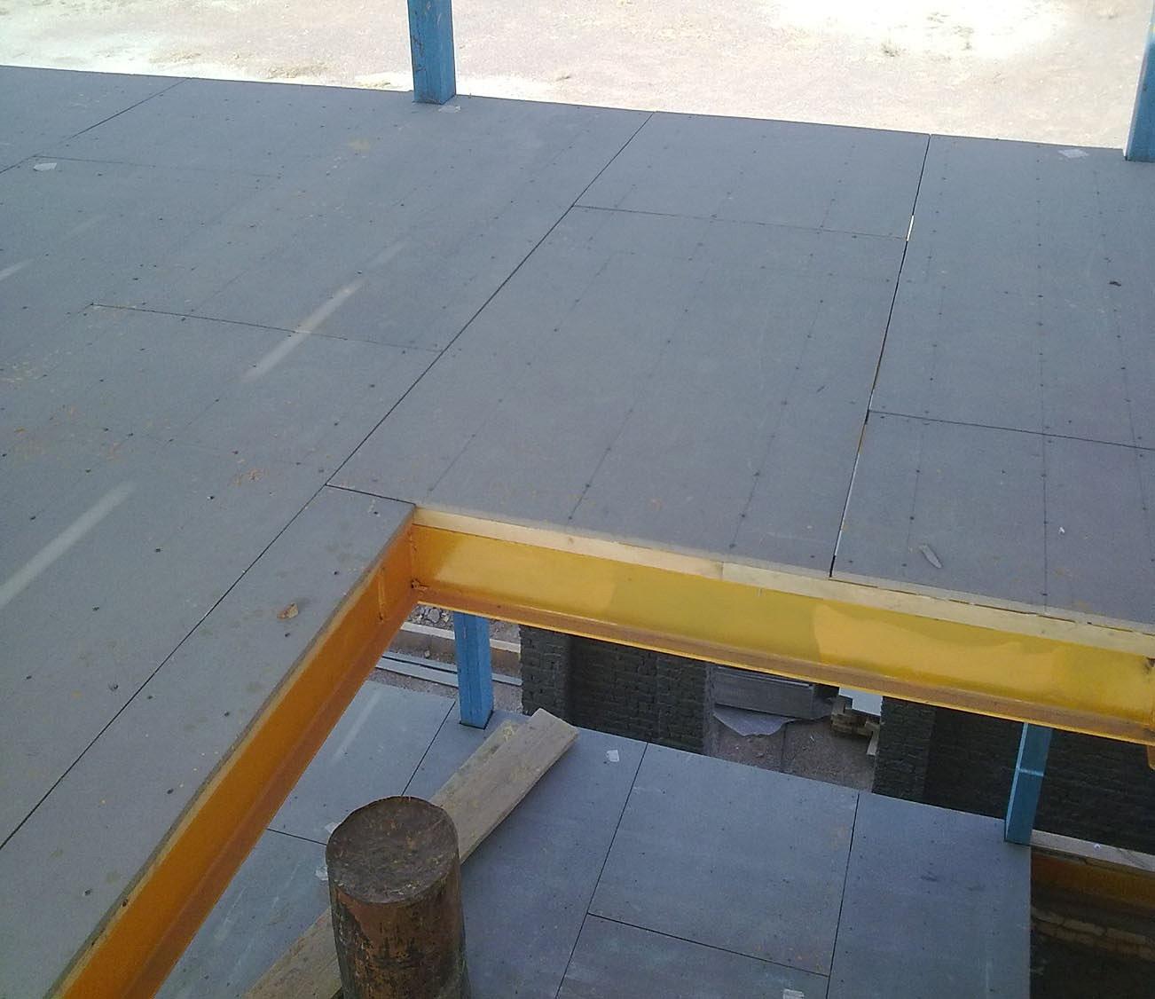 Ncl Industries Limited Mezzanine Flooring Multiple Decks