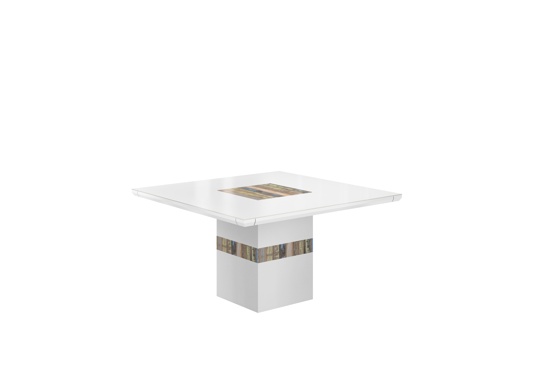 Mesa Adelle Branca/Demolição