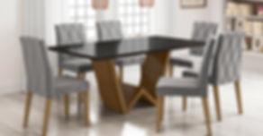Mesa_Mônaco_preto-cinamomo_+_Cadeira_Bel