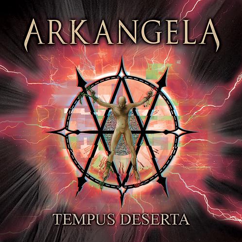 """""""Tempus Deserta"""" CD"""