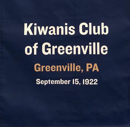 Six-month Kiwanis Membership = $215.5 + $6.75 Credit Card Fee