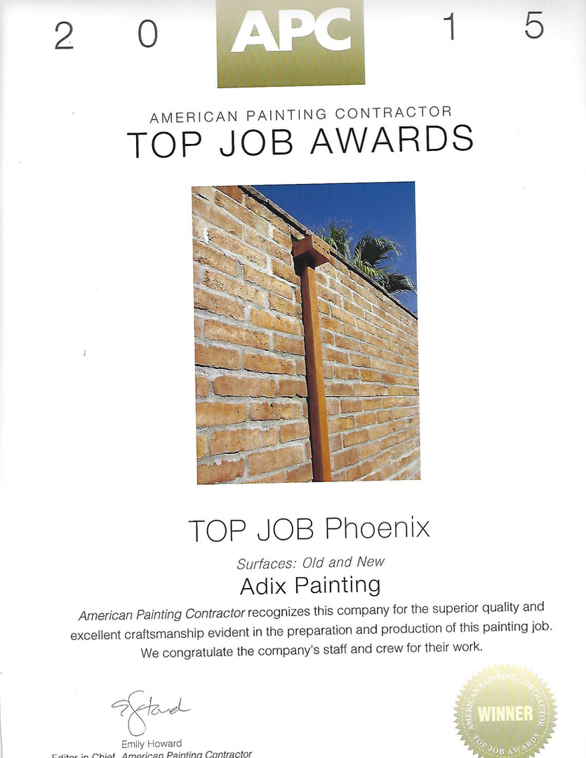 2015 Top Job APC Magazine