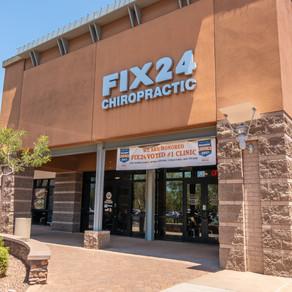 Fix 24 Chiropractor