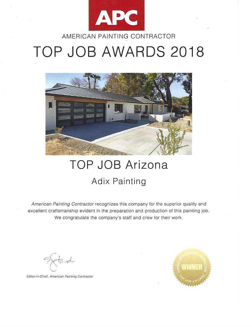 2018 Top Job APC Magazine