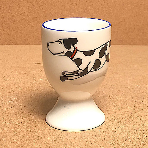 Christopher Strangeways Dog Egg Cups