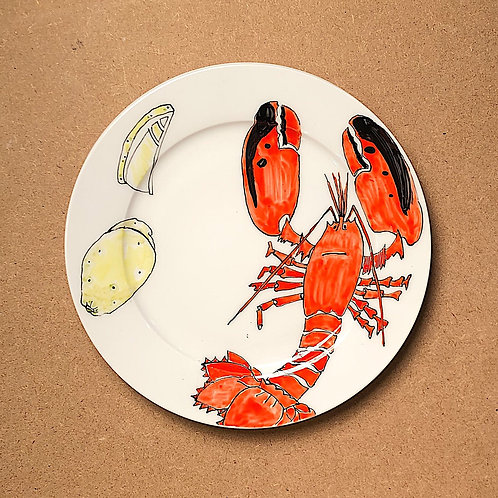 Keiko Hattori Crab and Lobster Plates