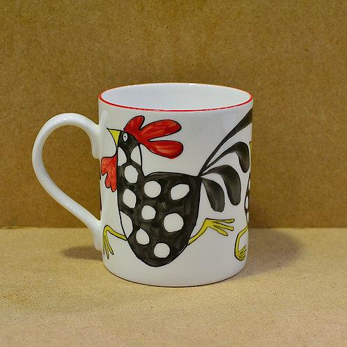 Josie Firmin Chicken Mug