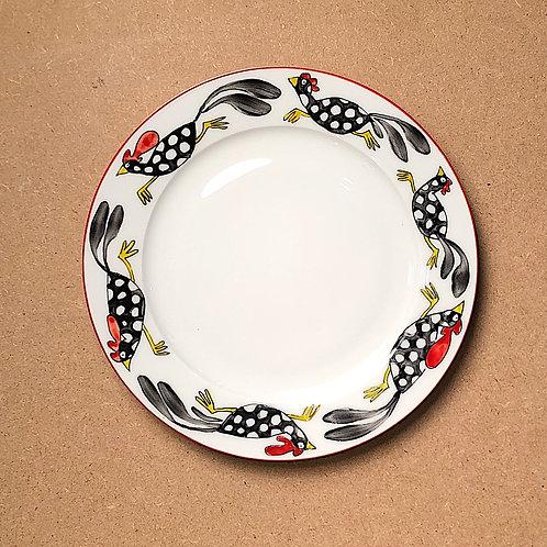 Josie Firmin Chicken Plates