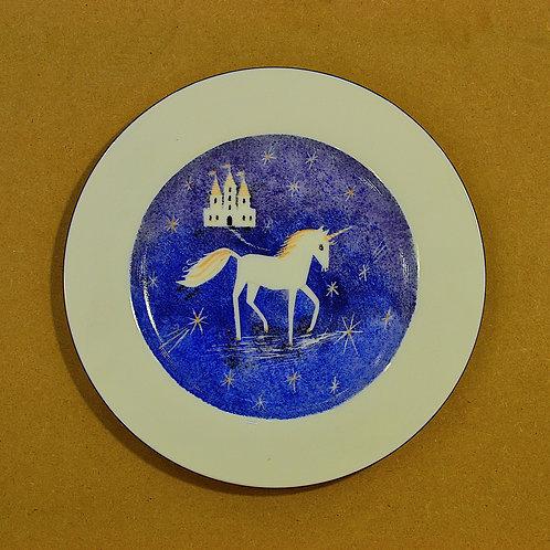 Lettie Pidgeon Plates