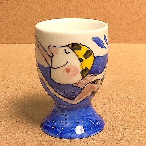 Josie Firmin Swimmer Egg Cups