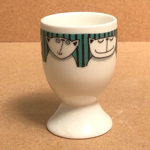 Josie Firmin Cat Egg Cups