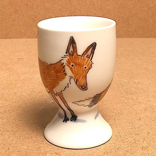 Charlotte Firmin Fox Egg Cups