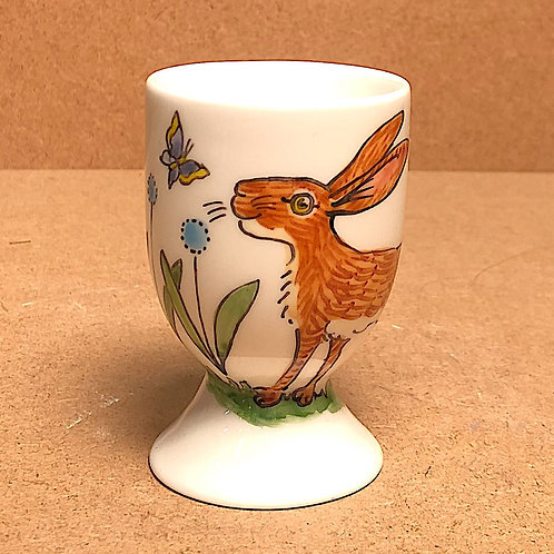 Charlotte Firmin Hare Egg Cups