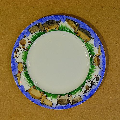 Josie Firmin Dog Plates
