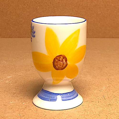 Hatty Pocock Sunflower Egg Cups