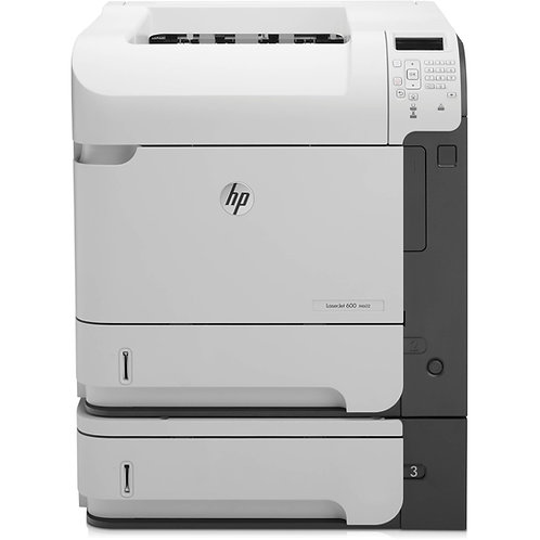 HP Enterprise M602X 52PPM Network/Tray/Duplex Printer
