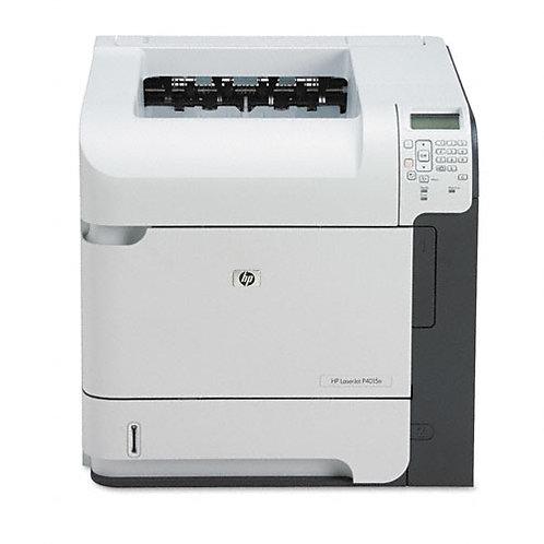 HP Laserjet P4015N Network Printer B/W