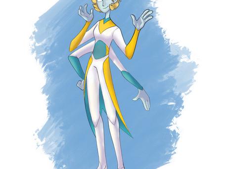 Cygnet Character Design