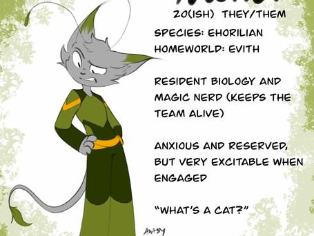 Nano Character Reference