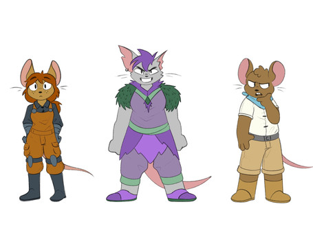 Mouse Lineup