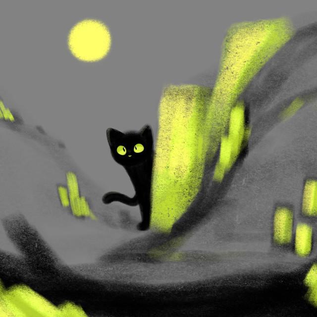 Radioactive Cat
