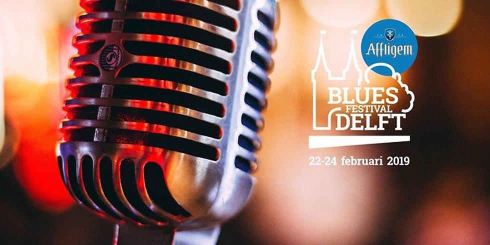 Blues Festival - Delft (NL)