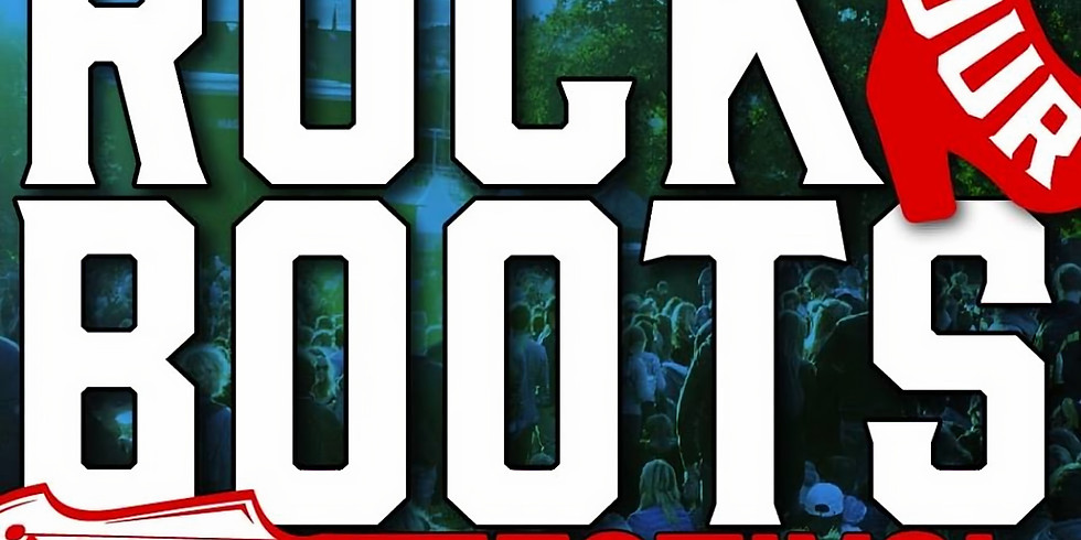 Rock Your Boots Festival - Dedemsvaart (NL)