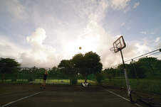3on3バスケットコート