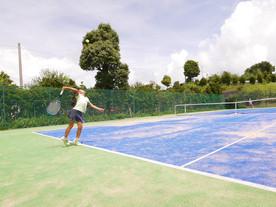 浜松 浜名湖 テニスコート
