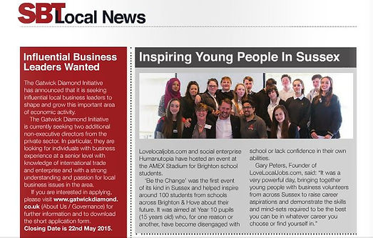 Sussex BusinessTimes Magazine
