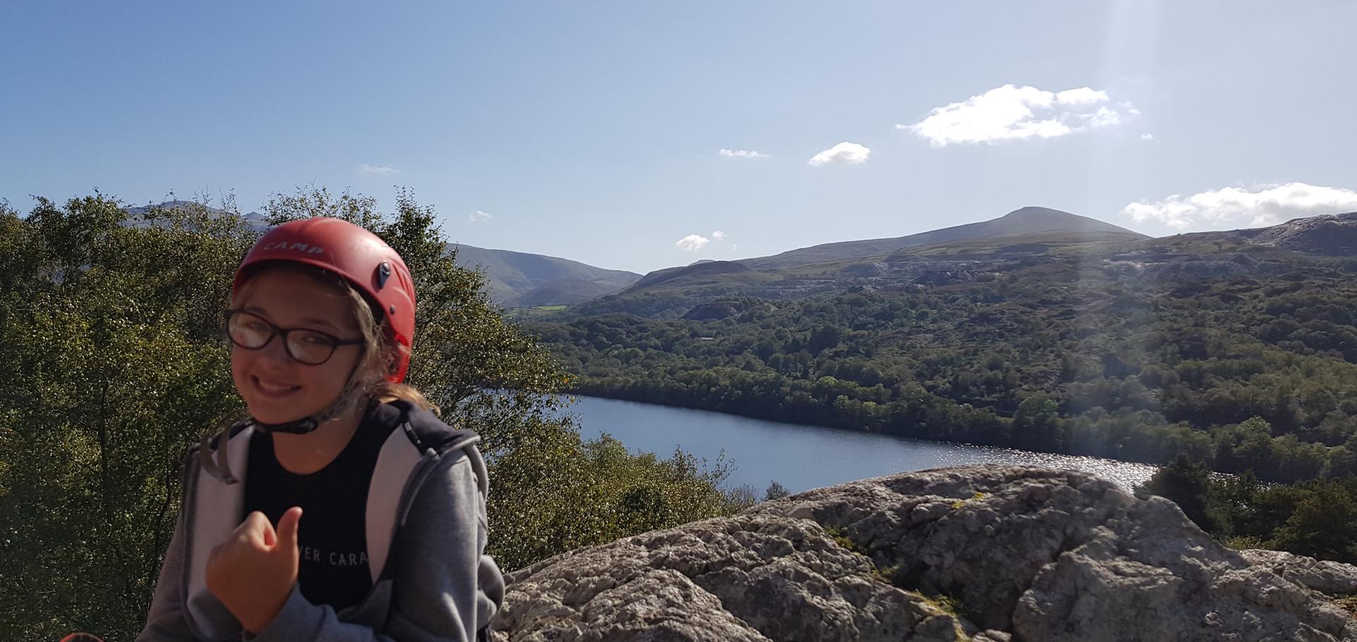 Snowdonia, Take the Leap
