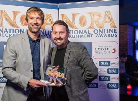LoveLocalJobs.com WINS Award for Best Regional Job Board