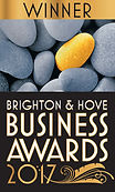 Brighton and Hove Business Awards 2017 WINERS