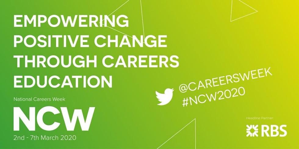 National Careers Week 2020