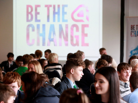 Be the Change Brighton launches for a second year!