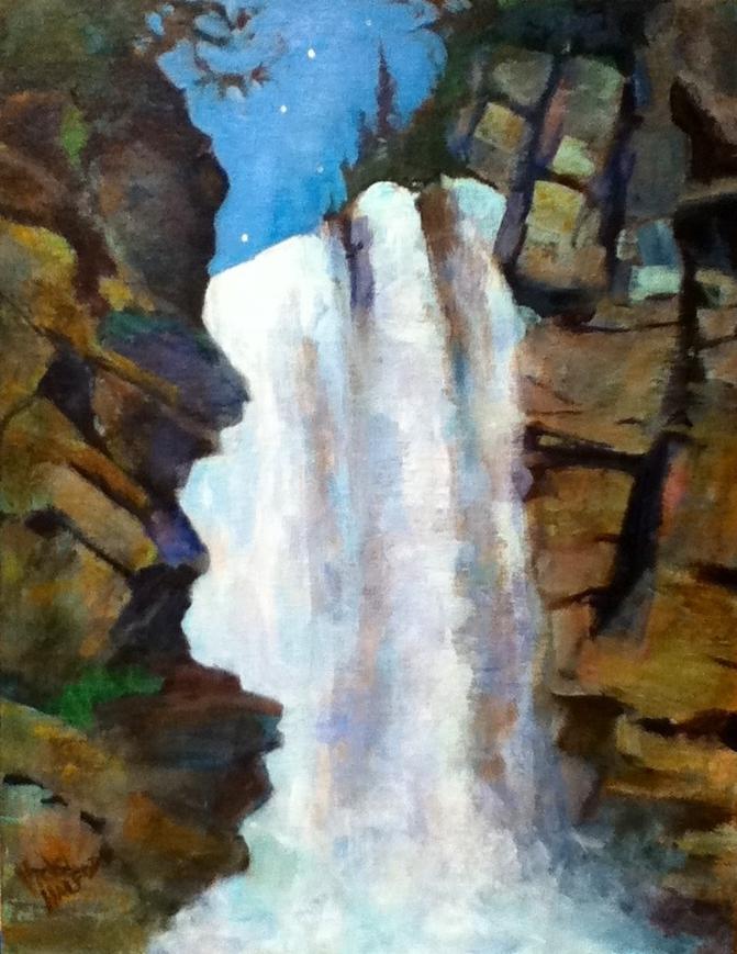 Johnson's Canyon