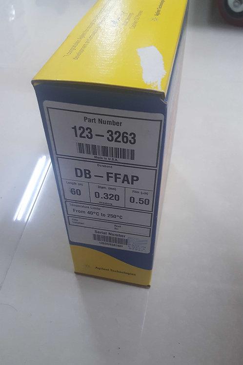 Agilent DB-FFAP GC Column