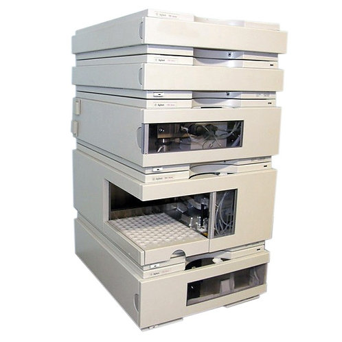 Agilent HPLC 1100 / VWD / Pump System