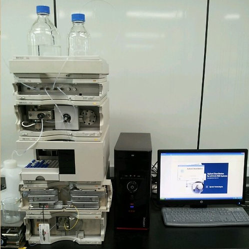 중고HPLC | Agilent HPLC 1100 Series