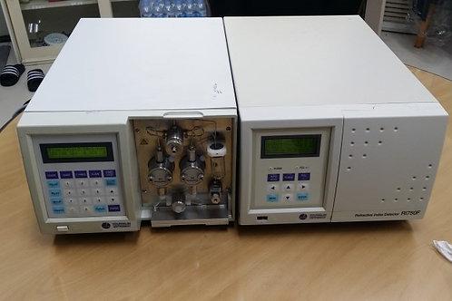 중고HPLC   검출기 RI750F, 펌프 SP930D
