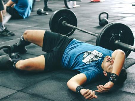 The Workout Burnout