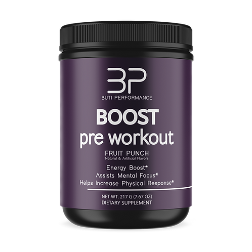 Boost Pre Workout