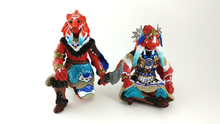 Morhida Male and Female