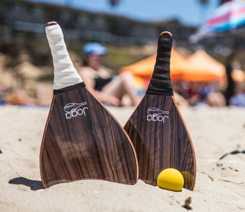 Frescobol Beach Paddles