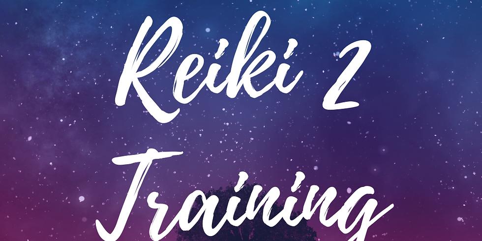 Reiki 2 Training