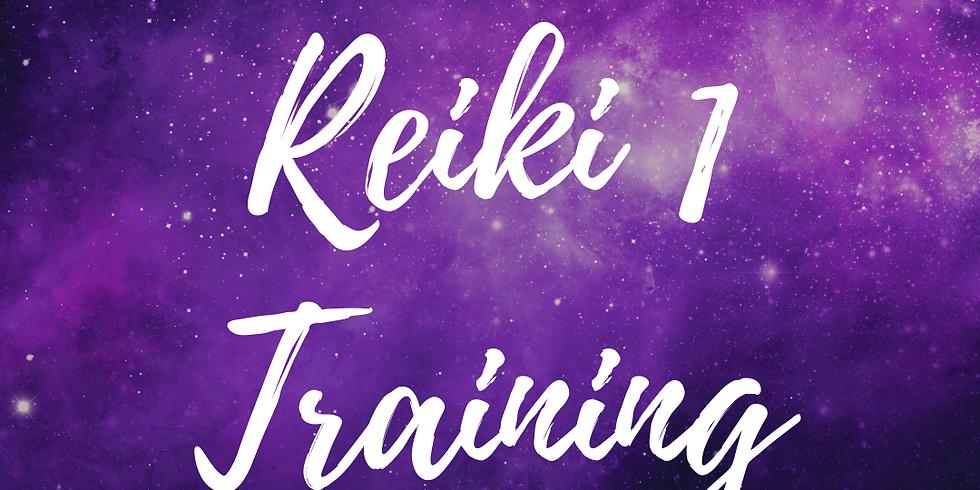 Reiki 1 Training