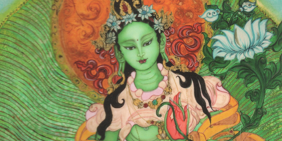The liberating power of the Female Buddha