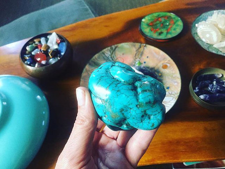 Turquoise, The Stone of Water