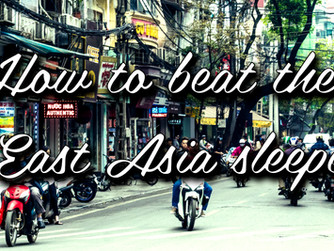 How to Beat the Dreaded South East Asia Sleeper Bus!